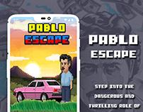 Pablo Escobar Escape Game Art UI