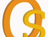 Typeface Design — GeoMattric