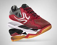 Top player - badminton shoe
