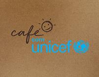 Café com UNICEF