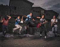 Fotos de la banda Enemigos Públicos
