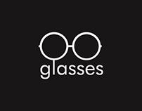 Logo glasses