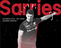 Sarries vs Quins - London Stadium