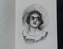 sketchbooks #1