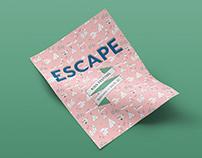 Escape Festival - Brand identity