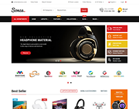So Sonca - Responsive Technologies OpenCart 3 Theme