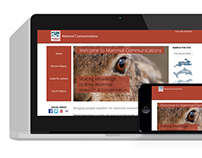 Mammal Communications Website