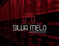Logotipo Silva Melo
