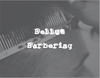 Bellus Barbering - Technical Notes