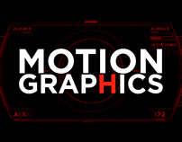 Various Motion Graphics