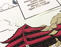 Sam Poo Kong Comic