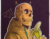 Bananas & Skulls