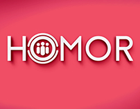Homor HR logo design