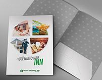 Pasta Canguru para rede de Hotéis Nacional Inn