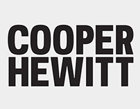 The Cooper Hewitt Project