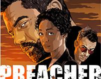Preacher UK Debut