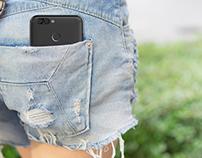 Leak Creative For InFocus SNAP 4 Smartphone