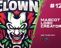 Clown Esports Logo