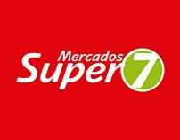 Mercados Super7 Logo