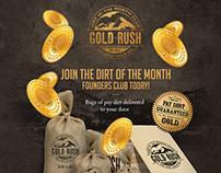 GOLD RUSH // U.S.