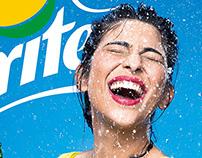Sprite Refreshment 2014