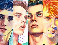 Male Models 2 - 2014