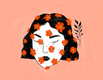 Blossoming Girl