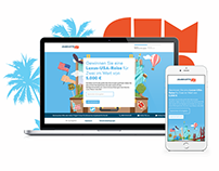 Jumbo Lotto - Social Media Creation & Landingpage
