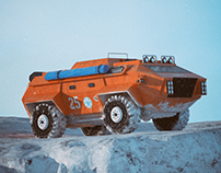 Arctur M25 All-terrain vehicle