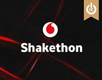 Vodafone   Shakethon