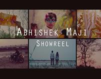 Abhishek Maji - Showreel 2014