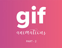 Product Promotions - GIF Animation