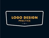 Logo Design Practice (2)