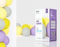 LED Lights Packaging Design for EMOS