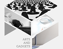 Arts And Gadgets 29-10-2015