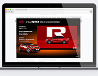 Kia Rio Rich-Media Banner