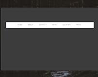 Daily UI #053 : Header Nav