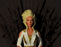 Rupaul: The Lady of the Seven Kingdoms