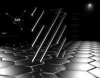 Logo Metal Floor