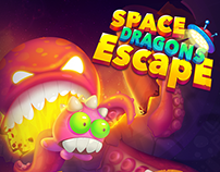 Space Dragons Escape