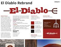 Restaurant Rebrand: El Diablo