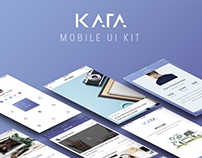 Kata Mobile UI Kit