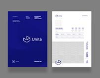 Unita · Brand identity