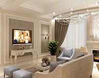 Luxury style flat.
