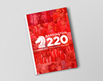 Barrington 220 Informational Booklet
