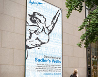 Sadler's Well - Dance performance