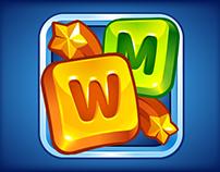 Word Morph Game UI/Branding