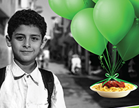 Egyptian Food Bank, School feeding Campaign
