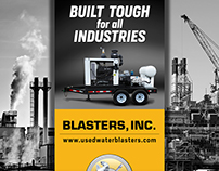 Blasters, Inc. CPO Support Materials