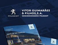 Vítor Guimarães & Filhos, S.A. - Brochure | 2016